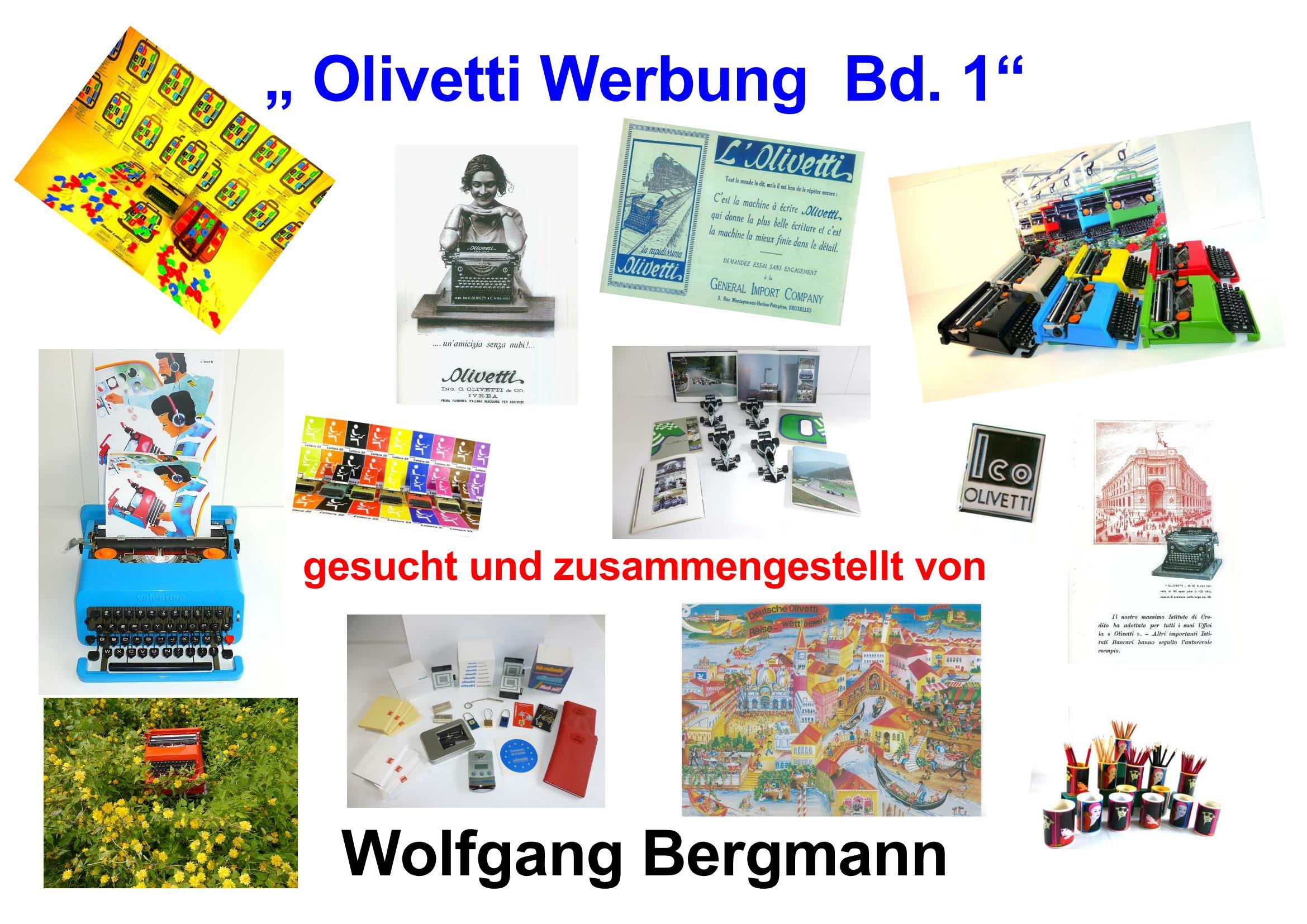 Olivetti Werbung (1911 - 1991)